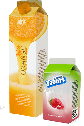 GABLE TOP LIQUID PACKAGING